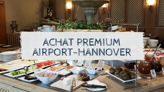 Frühstücksbuffet im Hotel ACHAT Premium Airport-Hannover