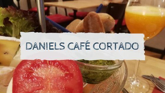 Frühstück in Daniels Café Cortado