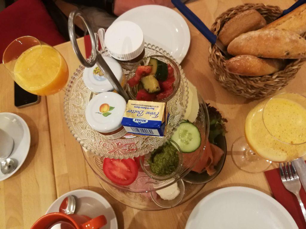 Frühstück für zwei in Daniels Café Cortado